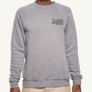 Gray Logo Sweatshirt