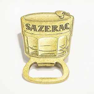 Sazerac Cocktail Bottle Opener Small