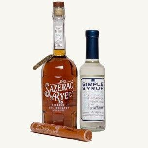 Whiskey Smash Kit (Curbside Pick-Up)