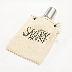 Travel Flask with Shot Glass Small