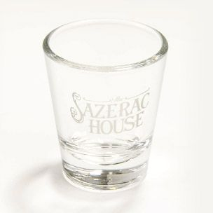 Logo Shot Glass Small