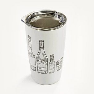 12 oz. White Tumbler by MiiR Small