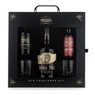 Merchants Exchange Old Fashioned Cocktail Kit