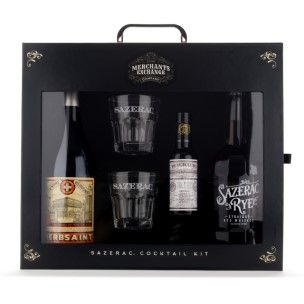 Merchants Exchange Sazerac Cocktail Kit