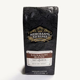 Merchants Exchange Signature Blend Coffee