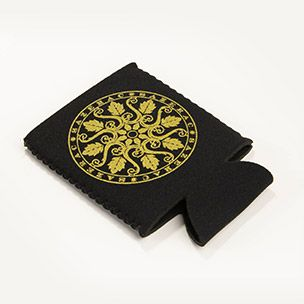 Medallion Design Koozie Small