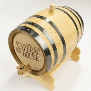 White Oak Barrel