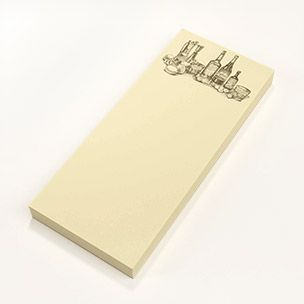 Long Notepad Small