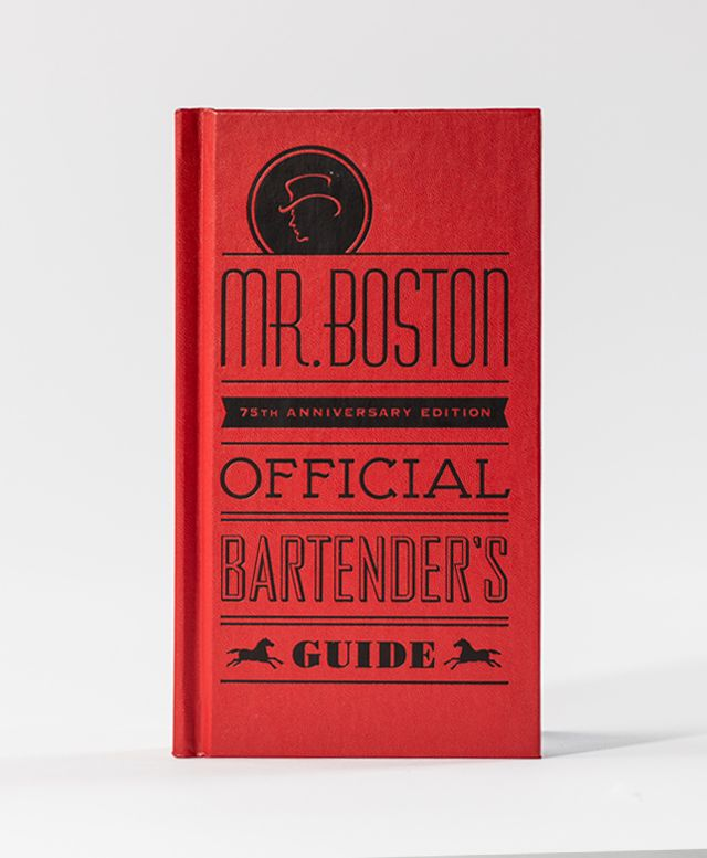 Mr. Boston Official Bartender's Guide 75th Anniversary Edition