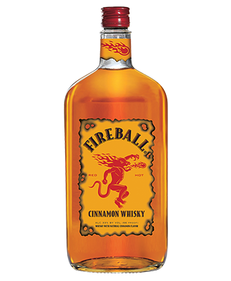 Fireball Whisky 1L bottle