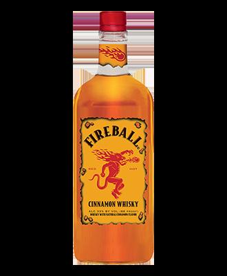 Fireball Whisky 750ML PET bottle