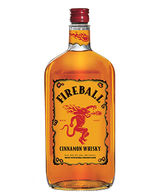Fireball Whisky 750ML bottle
