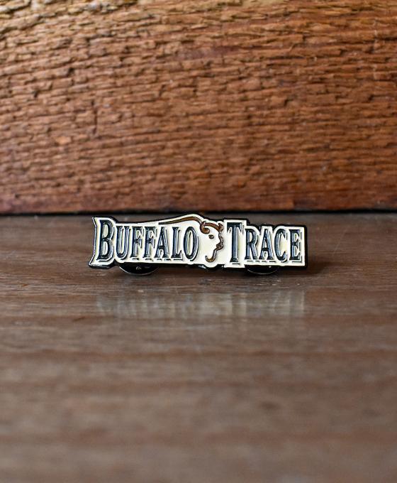 Buffalo Trace Logo Pin