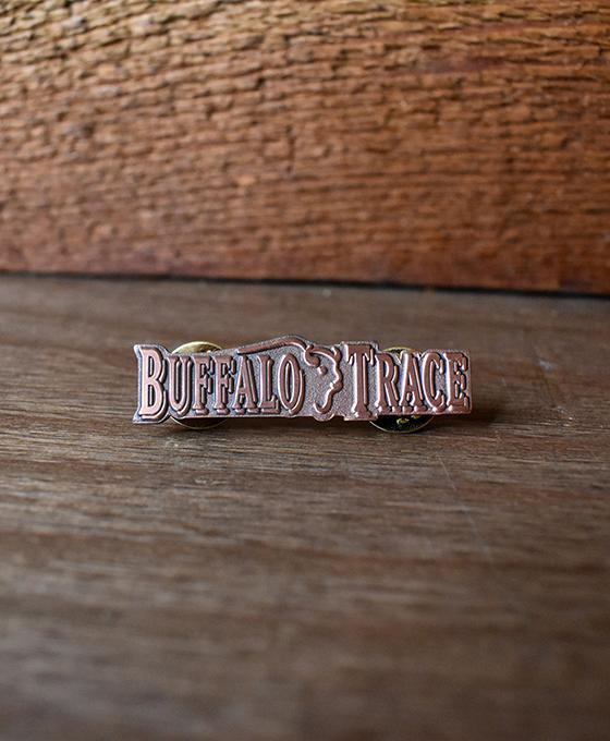 Buffalo Trace Copper Logo Pin