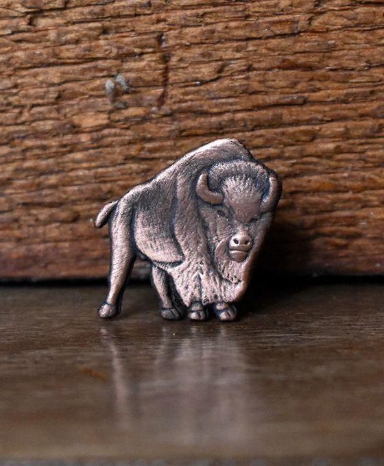 "Buffalo Trace 1"" Lapel Pin"