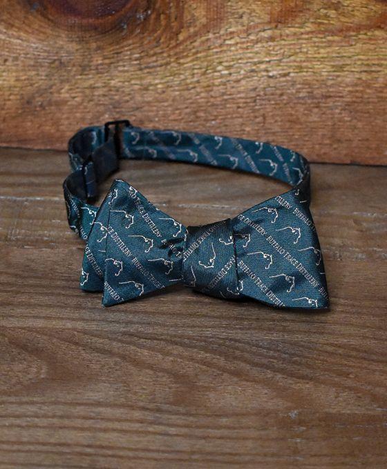 Buffalo Trace Bow Tie