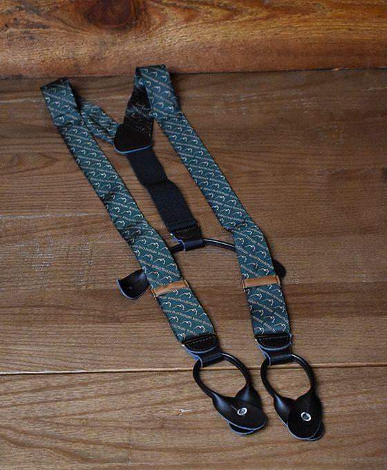 Buffalo Trace Suspenders