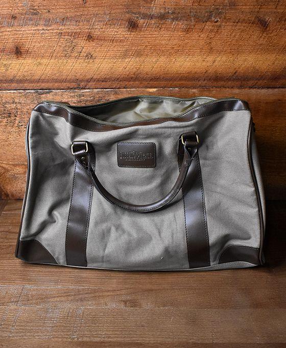 Buffalo Trace Duffle Bag - Green