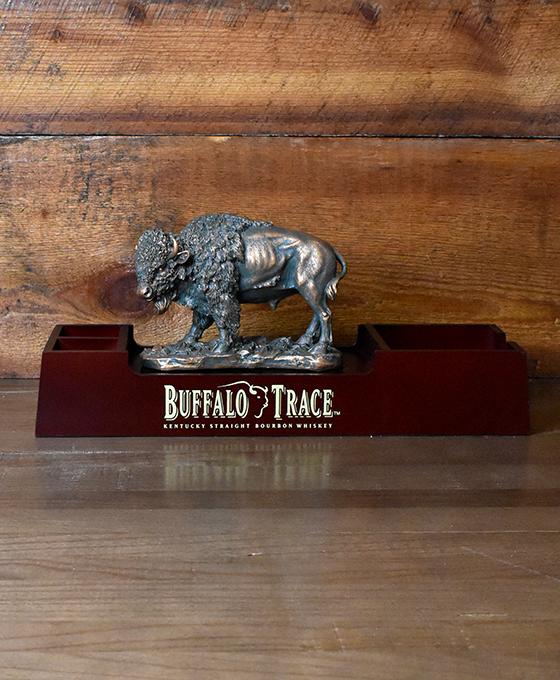 Buffalo Trace Bar Caddy