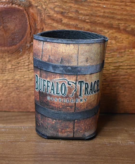Buffalo Trace Bourbon Barrel Koozie