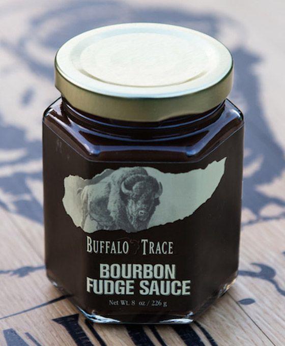 Buffalo Trace Fudge Sauce