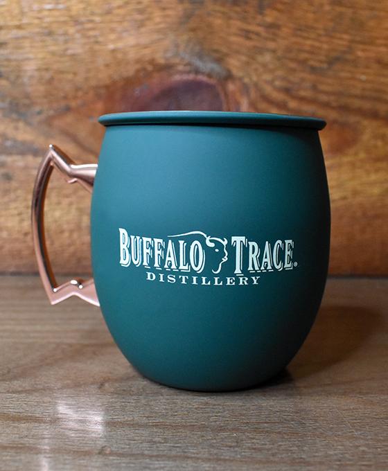 Buffalo Trace Green Mule Mug