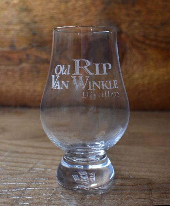 Old Rip Van Winkle Tasting Glass