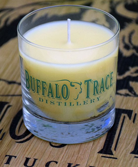 Roasted Pecan Candle in Rocks Glass