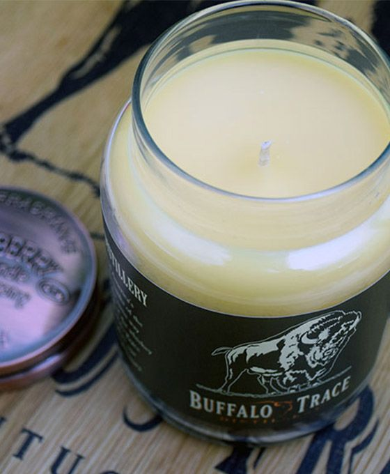 Bourbon/Roasted Pecan Jar Candle