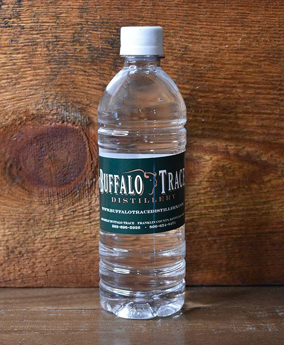 Buffalo Trace Distillery Bottled Water