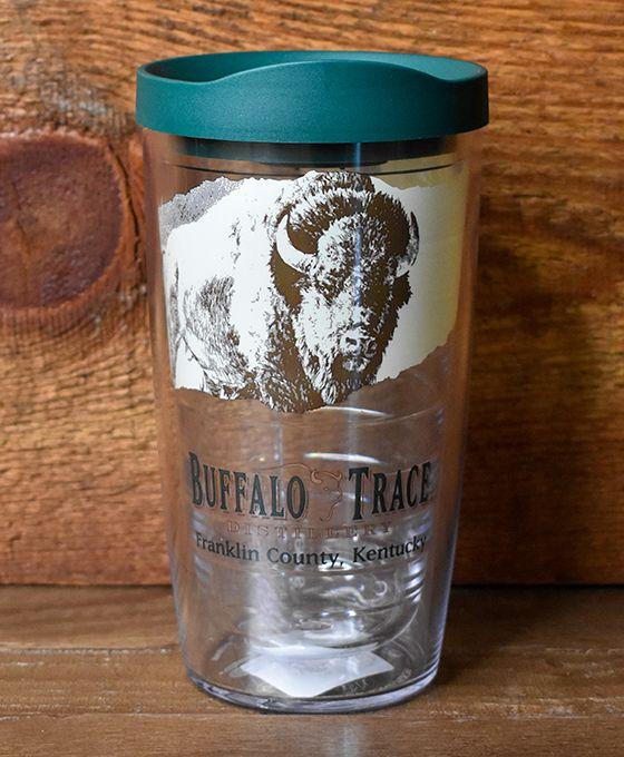 Tervis Tumbler with Tear Buffalo Logo