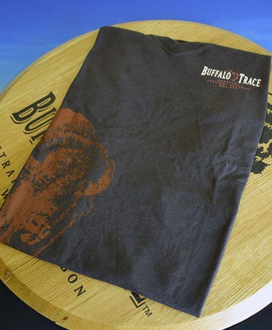 Ladies' Brown Buffalo T-Shirt