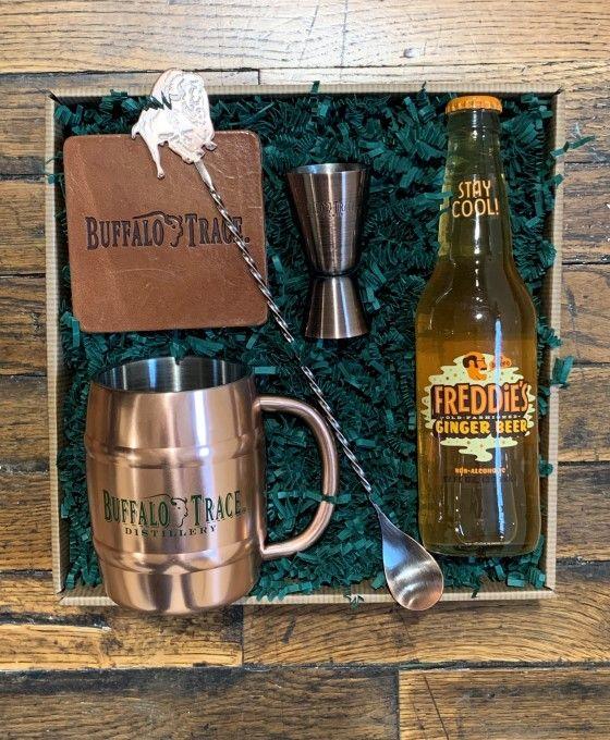 Freddie's Ginger Beer Cocktail Kit