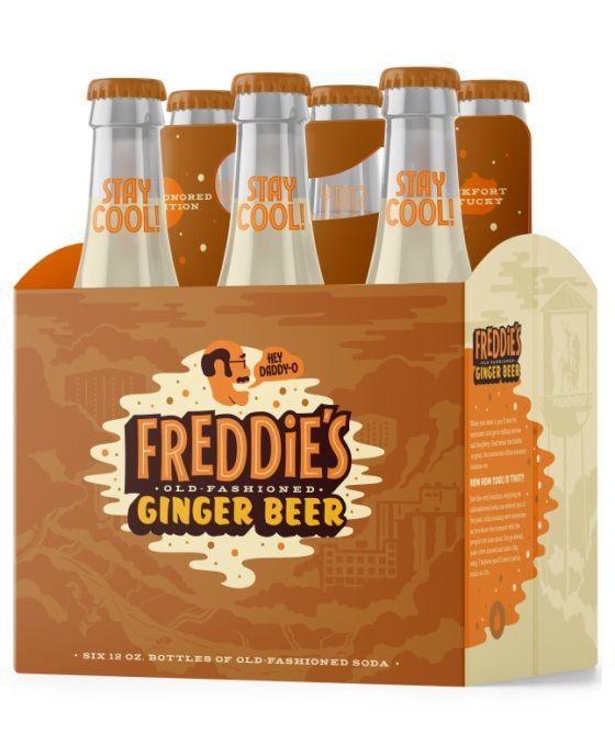 Freddie's Ginger Beer