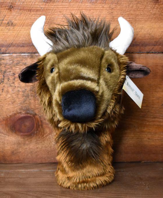 Buffalo Trace Golf Head Cover