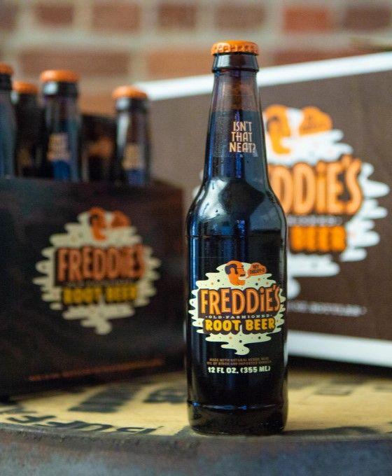Freddie's Root Beer