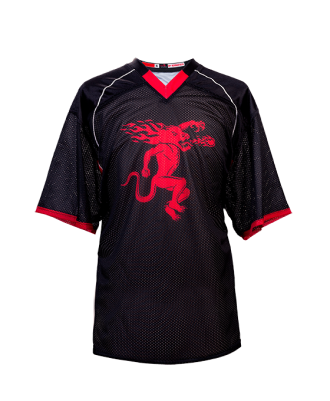 Fireball Men's Mesh Football Jersey