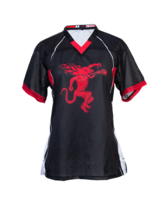 Fireball Women's Mesh Football Jersey