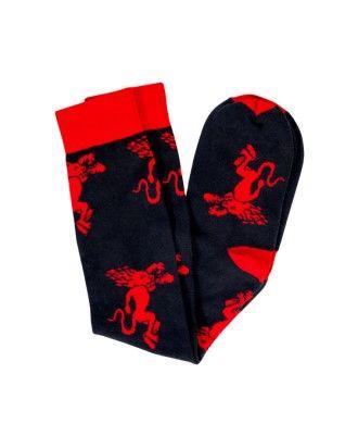 Fireball Knee High Sports Socks