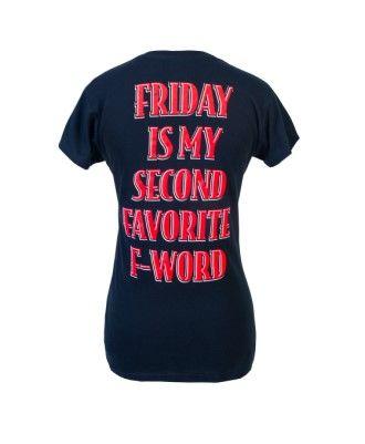 """Official """"Fireball Friday"""" Women's T-Shirt"""