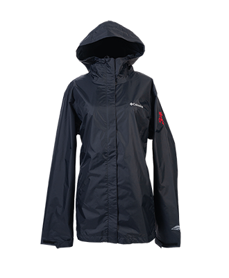 Fireball Women's Columbia Rain Jacket