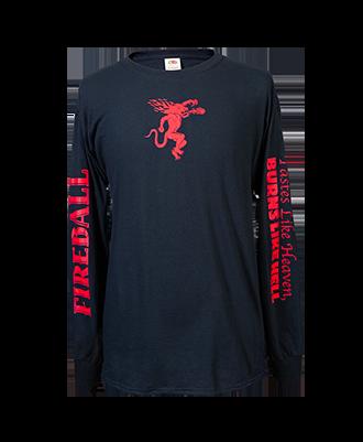 Fireball Long Sleeve Shirt