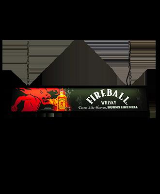 Fireball Billiard Light