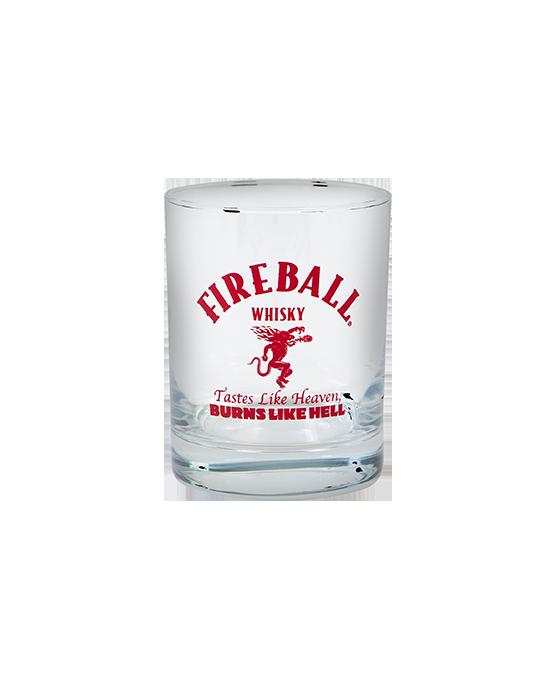 Fireball Rocks Glasses
